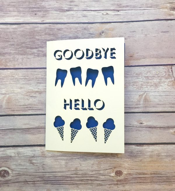 Funny Get Well Soon Card, Wisdom Teeth Card, Tooth Extraction, Get well card, Sympathy Card, Alternative Get Well, Thinking Of You, Lasercut